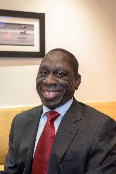 Dr. Akin Beckley